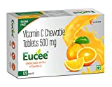 Eucee Vitamin C - Sugar Free Chewable Tablets in Tasty...