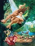 Disney - Tarzan - U.S Textless – Movie Wall Art Poster