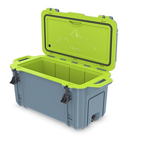 OtterBox Venture Cooler 65 Quart - Frosty Dew (Citadel Blue/Acid Lime Green)