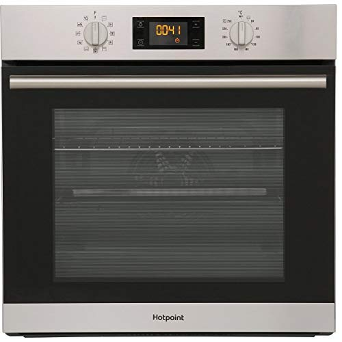 Hotpoint SA2844HIX A+ Rated Built-In Electric Single Oven - White