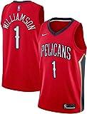 Nike Zion Williamson New Orleans Pelicans NBA Boys...