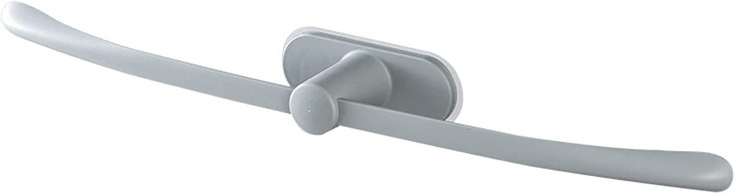 Bathroom Caddy sold out Towel Bar Plastic Punch-Free Complete Free Shipping Bow Multifunctional