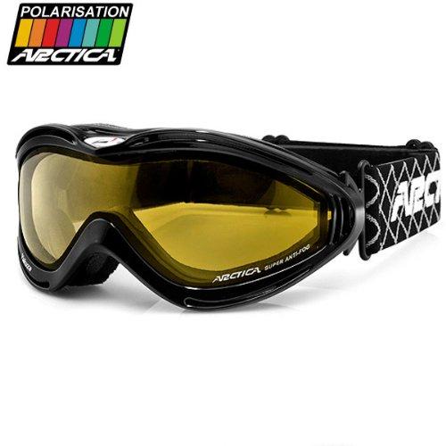 Arctica ® *YAKUZA* Skibril Snowboardbril KLIMA COOL SYSTEM/POLARISEREND