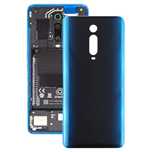 Zhouzl Xiaomi Spare Copertura Posteriore della Batteria for Xiaomi redmi K20 / K20 PRO/Mi 9T / Mi 9T PRO (Nero) Xiaomi Spare (Colore : Blue)