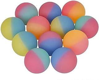 Rhode Island Novelty 60MM ICY Hi Bounce Balls, One Dozen