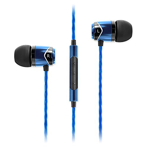 SoundMAGIC E10C Earphones Wired Noise Isolating in-Ear...