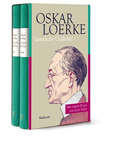 Sämtliche Gedichte: Mit einem Essay von Lutz Seiler