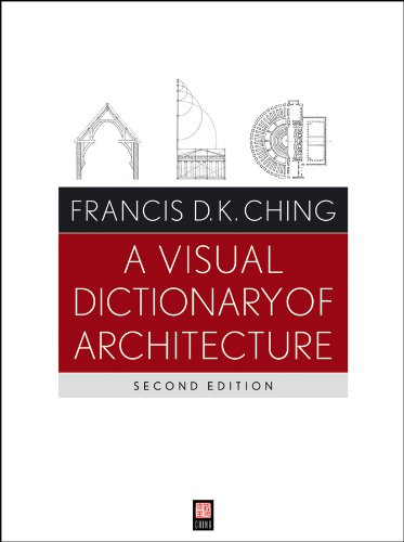 Ching, F: A Visual Dictionary of Architecture