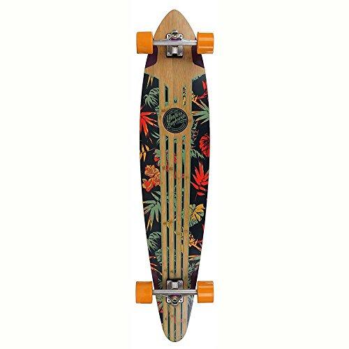 Mindless Longboards Maverick IV Talisman Longboard, Unisex Adulto, Orange, Talla Única
