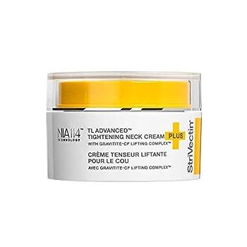 StriVectin Tighten & Lift Advanced Neck Cream PLUS Anti-Aging Firming & Brightening Complex 1.7 Fl Oz