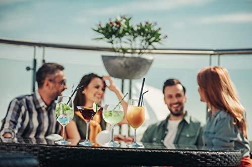 CocktailMeister Premium Cocktail Shaker Set, Professional Cocktail Mixing Set, Cocktail Set Ideal für Zuhause oder die Bar - 4