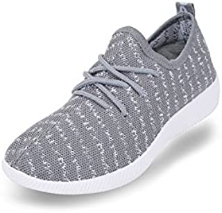 RainingWooD Women's Fashion Sneakers Running Shoes Casual...
