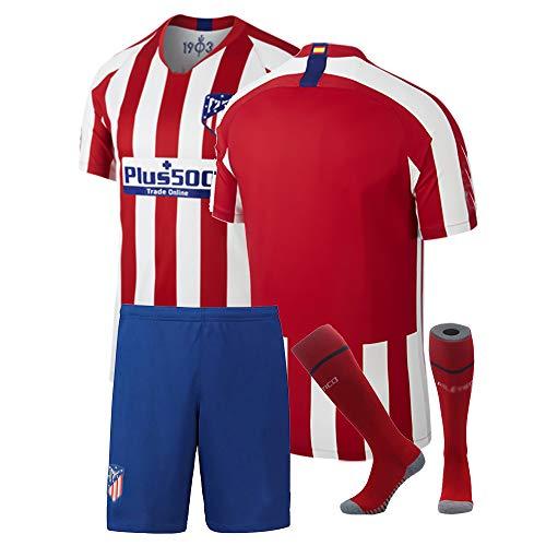 VV-RT STAR Personalizzate Maglie da Calcio + Pantaloncini + Calze Personalizza Kit di Maglia Calcio per Bambino Ragazzo Uomo Personalizzato Qualsiasi Numero di Nome