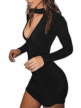 Best cut out choker dress Reviews