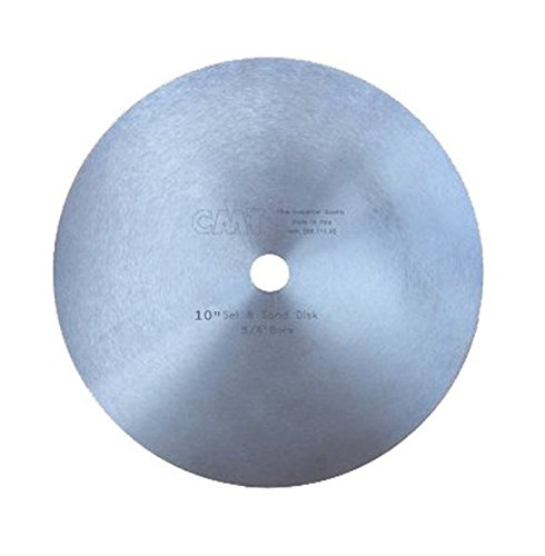 CMT 299.112.00 10' Table Saw Balance Blade & Sanding Disc Set 5/8' Bore