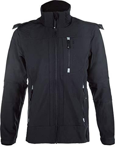 HKM Softshelljacke -Sport- Herren, schwarz, XL