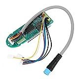 Yagosodee Scheda Madre Del Circuito Elettrico Dello Scooter Bluetooth Adatta per Il Cruscotto Dello Schermo X-Iaom-I 365P-Ro