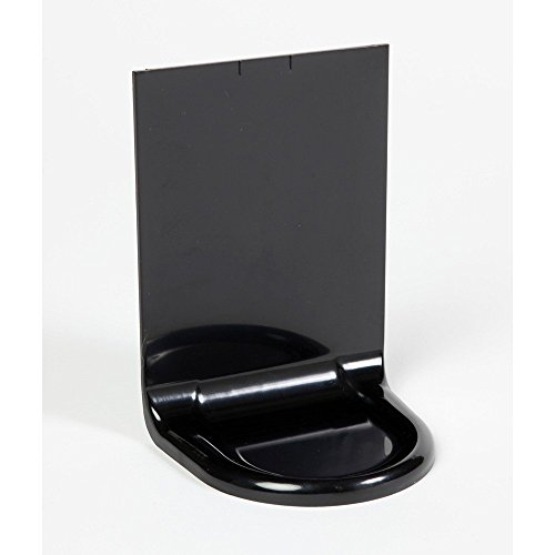 Georgia Pacific Drip Tray for EnMotion & Manual GP Soap Dispensers, Black, Keep Floors Clean and Slip Free, Each