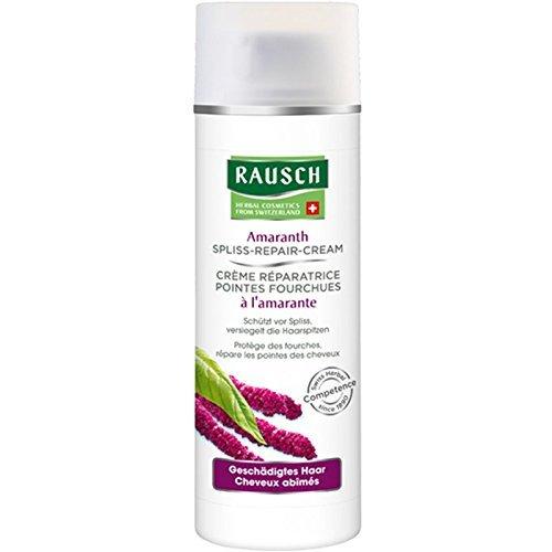 Rausch Amaranth Spliss Repair Cream (ter bescherming van het haar tegen zon, zee- en chloorwater, zonder siliconen en parabenen, per stuk verpakt (1 x 50 ml)