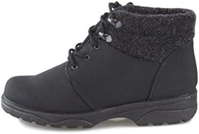 Toe Warmers Women Boots Trek Black/Black Size 9.5 4E