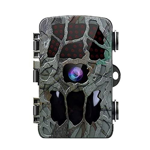 JiuXiuHeiShan-MY Hunting Trail Camera 20MP 1080P Wildlife Camera Scouting Hunting Trail Camera 0.2S Disparador De Seguridad con Visión Nocturna Movimiento Activado 40 Piezas IR LED Impermeable IP66