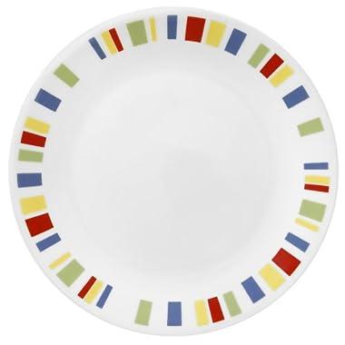 Corelle Livingware 6-3/4-Inch Bread and Butter Plate, Memphis