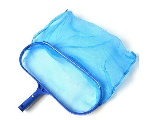 Plastic Deep Leaf Net For Swimming Pools Skimmer blue