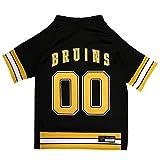 Pets First BRU-4006-MD Boston Bruins Jersey, Medium