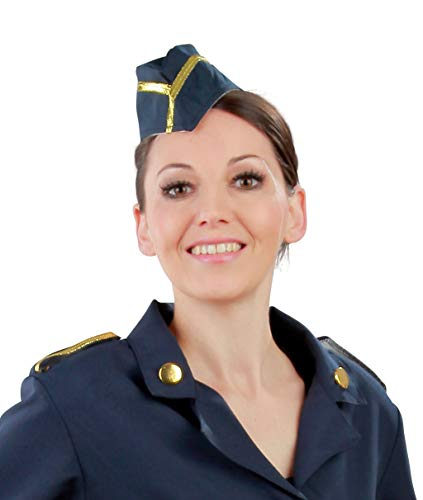 Foxxeo 35010 35010 | Stewardess Mütze