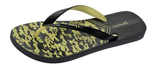 Ipanema Parati II Herren Flip Flops/Sandals-Black-39/40