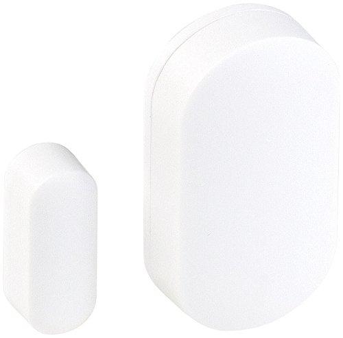 VisorTech Zubehör zu Alexa Alarmanlage: Mini-Tür- und Fenster-Sensor für WLAN-Alarmanlage XMD-3000.avs (Alarmanlage mit Fernbedienung)