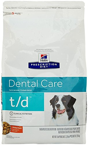 Hill'S Prescription Diet T/D Dental Health Dry Dog...
