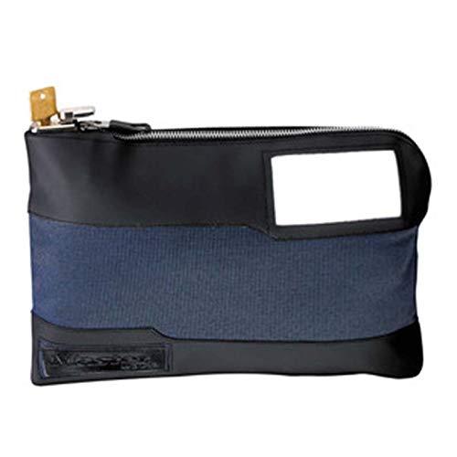 マスターロック 集金バッグ 7120D 通い袋 貴重品入れ ナイロン製 鍵付き 防犯 Master Lock アMD