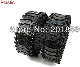 Part & Accessories Plastic Tracks for 1:16 3839-1 USA M41 Walker Bulldog rc Tank, Toy Parts, Spare Accessories for 1/16 rc Tank