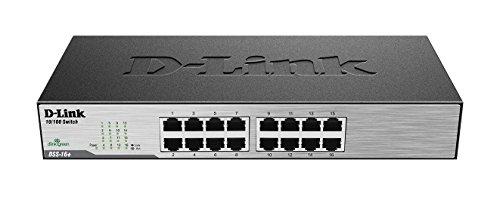 D-Link Ethernet Switch, 16 Port ...