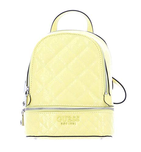 Guess Queenie Backpack Yellow