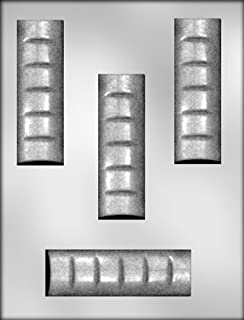 CK Products 4-1/2-Inch Candy Bar Thin Chocolate Mold