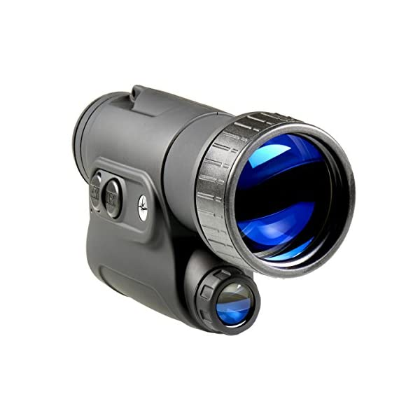 Northpoint NV4x50 Vivid Night Vision Goggles Scope Monocular Infrared Light 4x Magnification Outdoor Hunting incl. Batteries