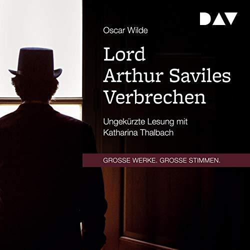 Lord Arthur Saviles Verbrechen Titelbild