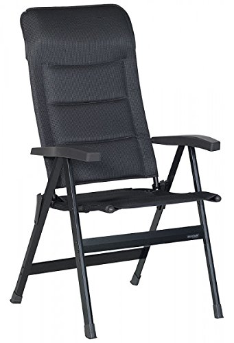NEU - Westfield Stuhl Performance Advancer XL - Gestell Duralite Aluminium - STABIELO - Exklusiv Sessel mit ergonomischer Rückenlehne ALU-STUHL - 6,1 Kilo leicht - Anthrazit- Grey - 200 Kilo belastbar - Vertrieb durch Holly® Produkte STABIELO - INNOVATIONEN MADE in GERMANY -