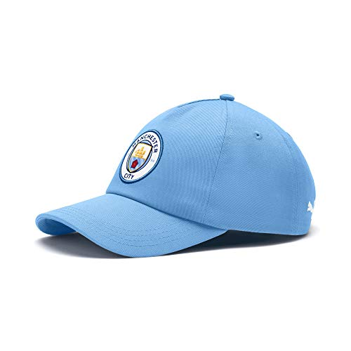 PUMA Casquette Manchester City FC Team Team Light Blue-Puma White OSFA