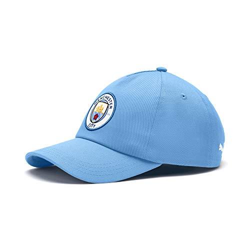 PUMA Man City Team Cap Team Light Blue-Puma White OSFA
