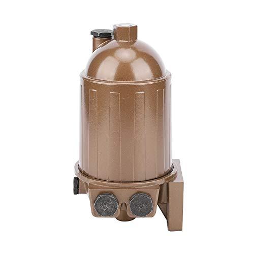 KIMISS - Separador de agua diésel multifunción (110 A, para tanques de yate)