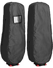 【EARTH LEAD】ゴルフ トラベルカバー キャディバッグ ケース ゴルフバッグ カバー 9.5型 48インチまで対応 大型