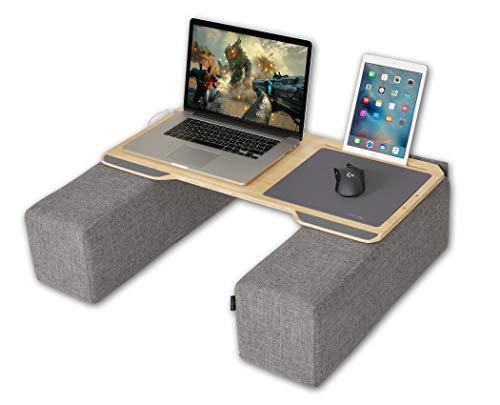 Couchmaster カウチマスター ノートパソコンスタンド PCスタンド パソコンデスク パソコン台 ベッドでもソファでも クッション PC/MacBook/ラップトップ/iPad/タブレットに対応 (CYWORX)