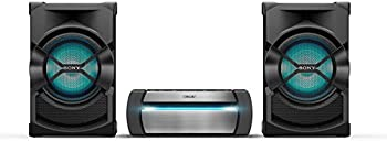 Sony High Power Home Audio System with Bluetooth