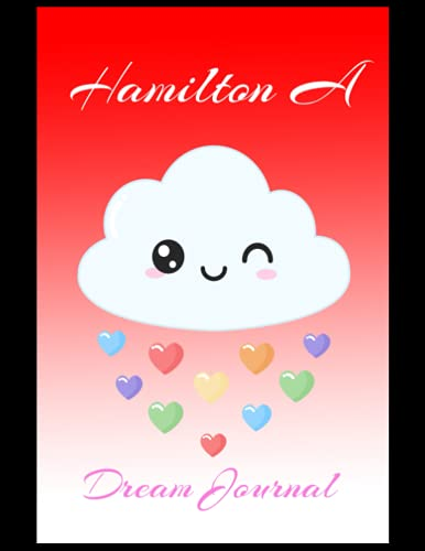 Hamilton A: Dream Journal, Hamilton Academical FC Journal, Hamilton Academical Football Club, Hamilton Academical FC Diary, Hamilton Academical FC Planner, Hamilton Academical FC