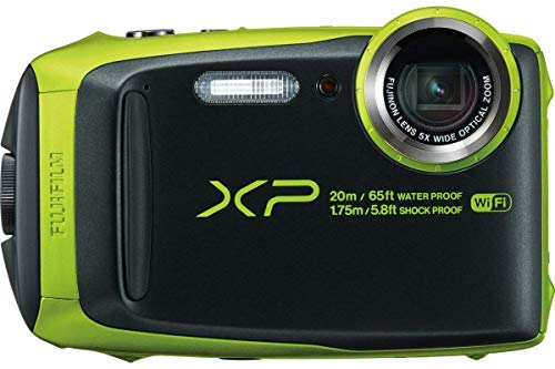 Fujifilm FinePix XP90 Lime Green (Renewed)
