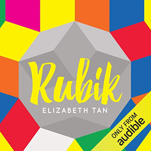 Rubik audiobook cover art