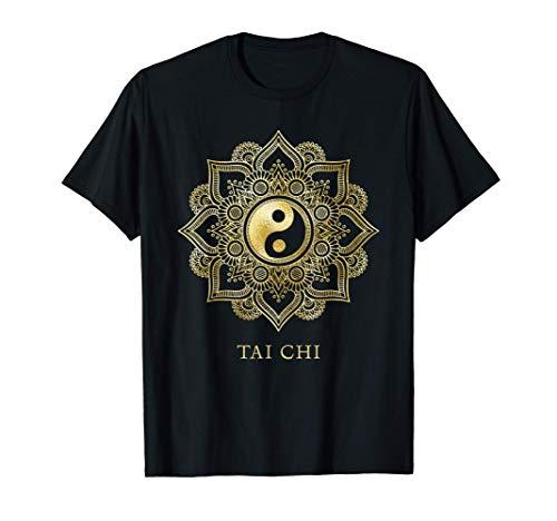 Tai Chi Mandala Maglietta